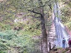 Wegeundpunkte Sankenbachwasserfall