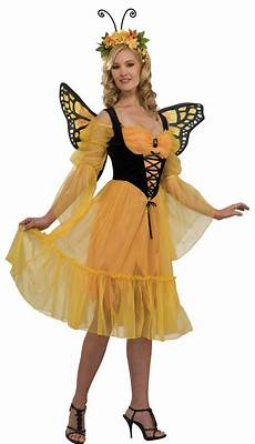 Monarch Butterfly Insect Animal Dress Up