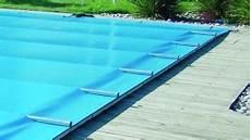 bache piscine 8x4 b 226 che 224 barres 4 saisons pour piscine 8x4