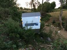 radar chantier contestation buvilly un radar chantier vandalis 233 voix du jura