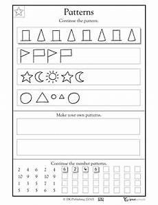 shape patterns worksheets for grade 1 357 12 best images of pattern worksheets op lesson worksheet lines and patterns