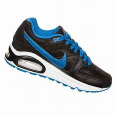 nike air max command fb gs sneaker schwarz blau