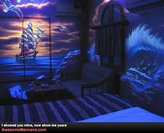 every room a black light room bedroom ideas pinterest awesome art and black lights