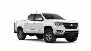 2019 Chevrolet Colorado Colors  2020 Chevy