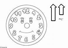 Malvorlagen Uhr Chords Malvorlage Uhr Skoleideer Undervisning