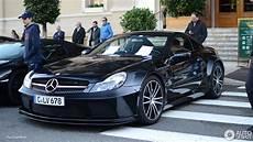 Mercedes Sl 65 Amg Black Series 1 January 2017