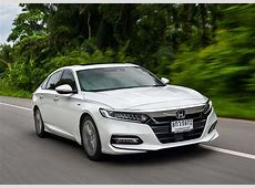 Honda Accord Hybrid Tech (2019) review