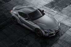 Toyota Supra A90 - toyota supra a90 special edition takes more order than