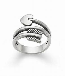 engagement rings avery avery sterling silver arrow ring
