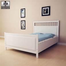 Ikea Hemnes Bed 2 3d Model Furniture On Hum3d
