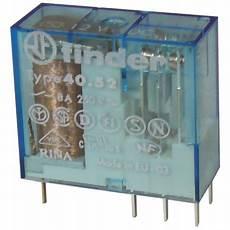 relais electrique 12v 30515 relais electrique finder 40 52 12v cc 8a 250v 12vdc rlf4052 9012 40 52 9 012 5mm eclats antivols