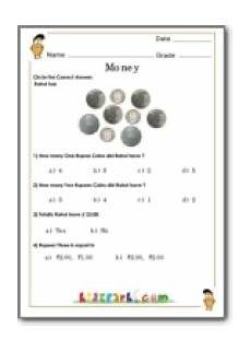 money worksheets for grade 3 icse 2541 indian currency math worksheet teach money for class 1 cbse and icse class 1