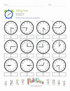 time worksheet quarter and half 3157 telling time quarter hour worksheet 5 telling time worksheets and math