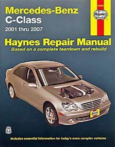 automotive repair manual 2002 mercedes benz c class free book repair manuals mercedes benz c class w203 2001 2007 haynes service repair
