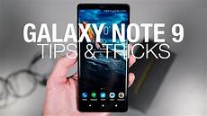 20 galaxy note 9 tips and tricks