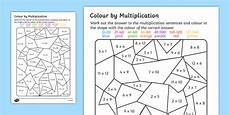 colour worksheets ks2 19238 colour by multiplication to 12x12 activity worksheet colour
