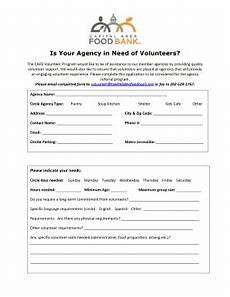 food bank forms 17 printable blank volunteer hours log sheet forms and templates fillable sles in pdf word