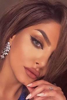 Perfektes Make Up - 45 cat eye makeup ideas to look