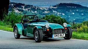 2014 Caterham Seven 160 Landscapes Nature Earth Cars Old