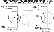 rec meter wiring diagram