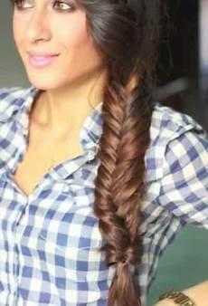 fishtail braid hairstyles for black