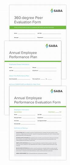 employee evaluation forms and performance appraisal form sles resources