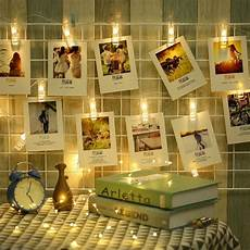 33 off photo card wall clip led string light