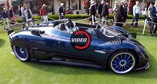 Take A Closer Look At The 15 Million Pagani Zonda Hp