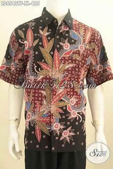 kemeja batik elegan yang membuat lelaki terlihat istimewa baju batik tulis khas jawa tengah