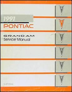 free car repair manuals 1990 pontiac grand am head up display 1991 pontiac grand am repair shop manual original