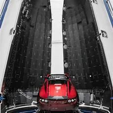 Elon Musk Is Launching A Tesla Roadster To Mars Orbit