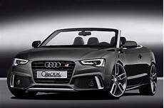 Audi Cars News A5 Cabriolet Customised By Caractere