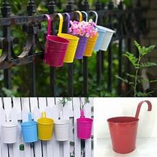 lot de 10 pots de fleurs suspendu 10 couleurs exterieur 224