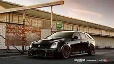 cadillac cts v wagon on 20 quot ace devotion wheels rims