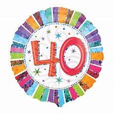 helium balloon 40th birthday gifts co uk