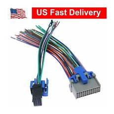 Best Car Stereo Cd Player Wiring Harness Wire Adapter