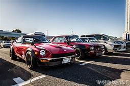 2013 JCCA New Year's Meet Cars The Red S30 Nissan Fairlady Z