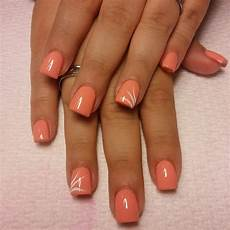 21 peach nail art designs ideas design trends