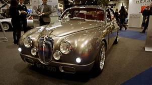 Jaguar MK2 By Ian Callum & CMC  YouTube