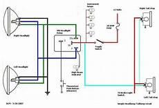 1974 vw sand rail wiring diagrams thesamba hbb road view topic wiring brake running lights on sand rail