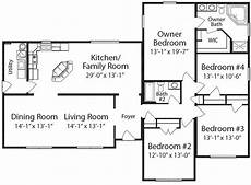 garrison house plans garrison 2168 square foot ranch floor plan
