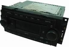 2009 dodge journey radio wiring 2009 dodge journey factory am fm radio mp3 player r 1889 2