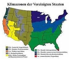 wo ist westen geographie der vereinigten staaten