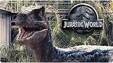 jurassic world alle trailer of