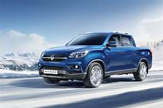 New Ssangyong Musso For 2018 Details And
