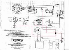 Wiring Guru Wanted Triumph Bulletin Board Britbike