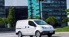 Nissan E Nv200 Reichweite - nissan e nv200 mehr reichweite f 252 r den elektro