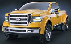the ford f 350 concept truck that showcased the direction