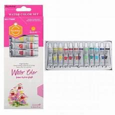 акварелни бои за рисуване 12 цвята water colors keep