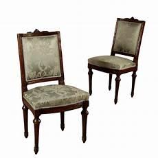 sedie poltrone coppia di sedie neoclassiche sedie poltrone divani